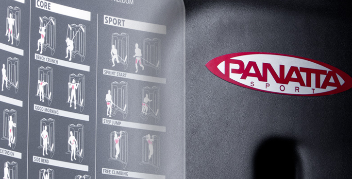 commercial gym equipment brands choose panatta