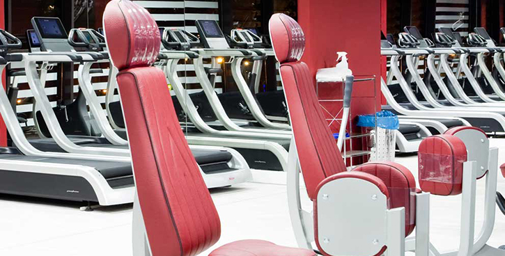 Can I rent Gym Equipment